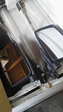 ホンダ・アクティー(HA4)カリフォルニアミラー純正品左右セット