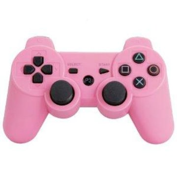 PS3 ワイヤレスコントローラー Bluetooth ピンク Pink z