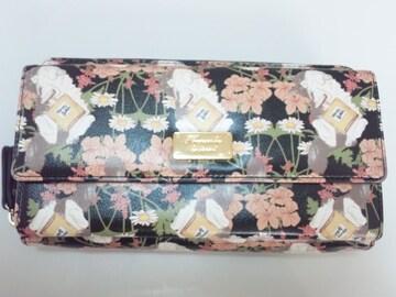 10761/滅茶苦茶お洒落なコスメデザインの長財布です格安出品オシャレ