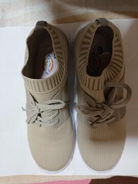 靴、24.5�p、灰色(2回はいただけ)
