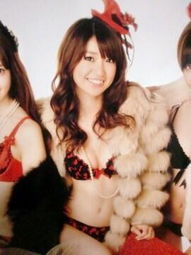 送料無料!大島優子☆ポスター3枚組46〜48