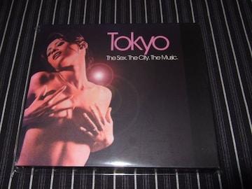 CORNELIUS/MANSFIELD/砂原良徳/石野卓球/新井俊也『TOKYO』廃盤