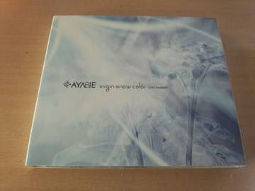 AYABIE CD「Virgin Snow Color -2nd season-」彩冷える V系●
