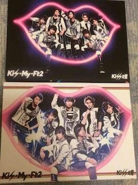 激安!超レア!☆Kis−My−Ft2/Kiss魂☆初回盤A.B/2CD+2DVD超美品