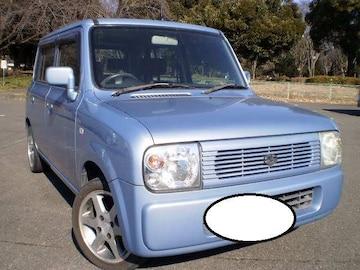 車検満タン超大人気ラパン激安売切り人気の鮮やかブルー