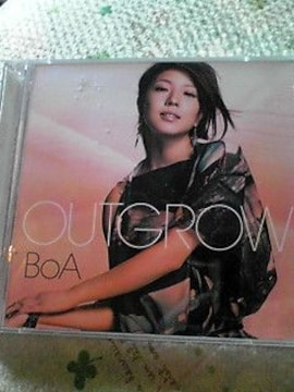 CD+DVD BoA OUTGROW