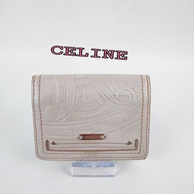CELINE セリーヌ カードケース  < ブランドの