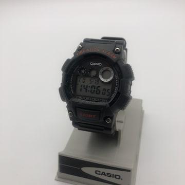 即決 CASIO カシオ 腕時計 W-735H
