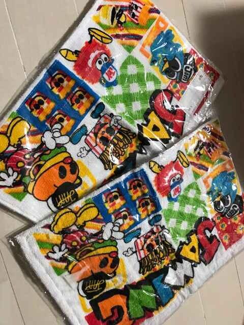 JAMグランドスラム 激可愛雑巾 一枚 < ブランドの
