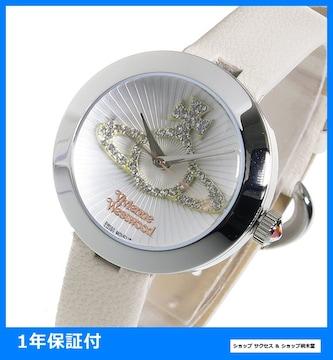 新品即買■ヴィヴィアンウエストウッド 女性 腕時計 VV150WHCM