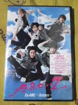 送込〓A.B.CーZ〓Za ABC〜5stars〜〓DVD
