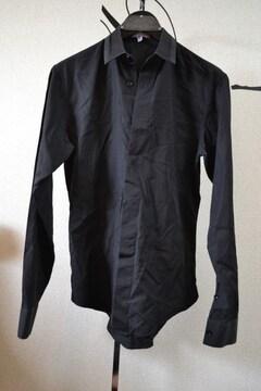 diorhommeディオールオム 比翼ドレスシャツ 長袖シャツ
