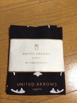 ユナイテッドアローズ 手ぬぐい 日本製 新品未使用 美品