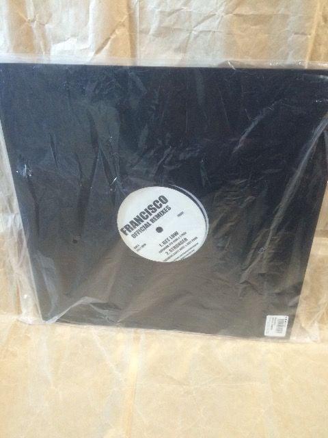 francisco official remix レコード 新品 美品 R&B レア  < CD/DVD/ビデオの