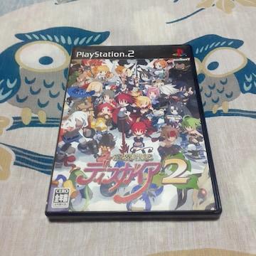 魔界戦記 ディスガイア 2/ PS 2ソフト