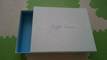 ラルフローレンの箱