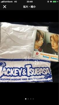 タッキー&翼CD?オリジナルTシャツ