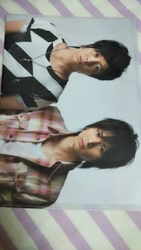 KinKi Kids☆2008 クリアファイル