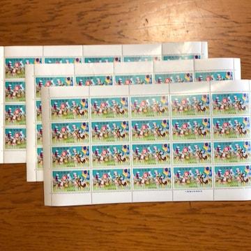 328送料無料記念切手600円分(10円切手)