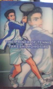 テニスの王子様 立体仕様ブロマイド桃城