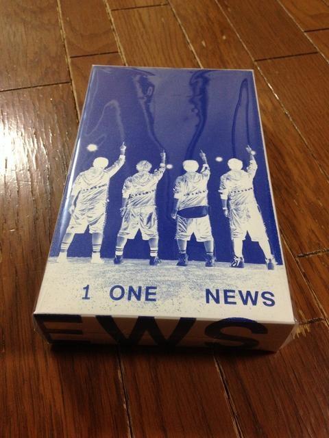 ONE-for the win-スペシャル盤 CD+NEWSオリジナルTシャツ JE限定  < タレントグッズの