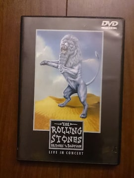 ROLLING STONES「BRIDGES TO BABYLON」DVD/ローリングストーンズ