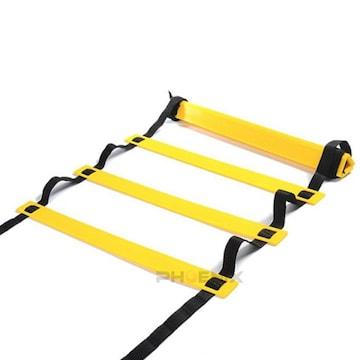 トレーニングラダー 5m プレート 9枚 固定幅 体幹 陸上 バスケ