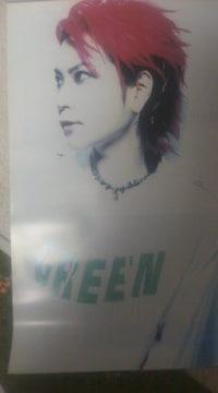 X JAPAN hide ポスター 1998年 ヒデ