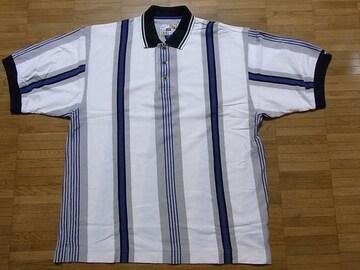 即決USA古着●CUTTER&BUCKデザイン半袖ポロシャツ!アメカジビンテージ