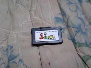【GBA】マリオ&ルイージRPG
