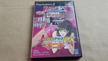 PS2☆スロットプロDX不二子2☆ルパン三世。