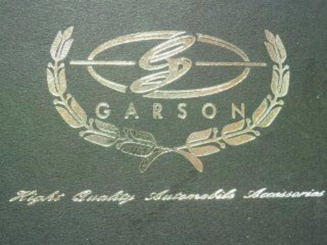 【GARSON/ギャルソン<DAD>】★ルームミラーケース(箱) < 自動車/バイク