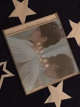 バックナンバー SISTER 初回盤 DVD付き