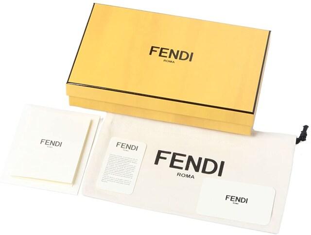 フェンディ8M0299-A3AX-F136S ファスナー長財布 レディース < ブランドの