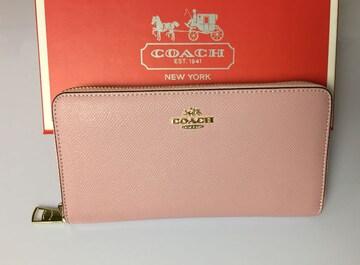 新品 COACH F52372 コーチ 長財布