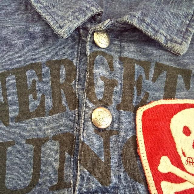 JUNK  STORE  140cm  半袖シャツ < ブランドの