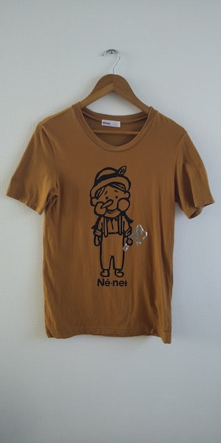 Ne-net ピノキオTシャツ 3  < ブランドの