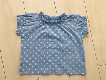 新品タグ付 半袖 Tシャツ トップス ベビー 女の子 60 70 80