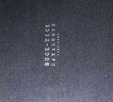 ベストCD BUCK-TICK CATALOGUE 1987-1995