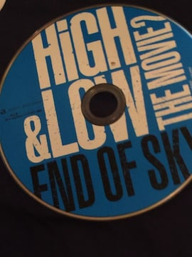 HIGH&LOW THE MOVIE 2 レンタル落ち EXILE
