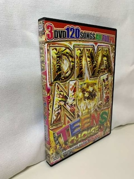 2月発売 DIVA NO.1 TEENS CHOICE / I-SQUARE