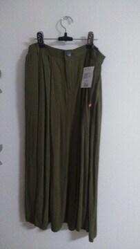 チチカカ15号レーヨンのスカート新品