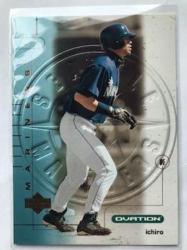 イチローカード 2002 Ovation レギュラー/MLB!