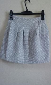 カリアング☆ポケット付ツイードスカート☆