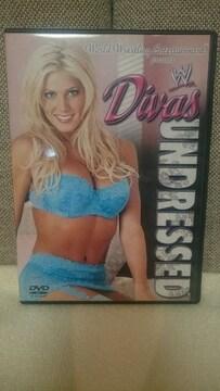 美品 WWE DVD ディーバ アンドレスト(アメリカ版女子プロ) 国内正規品!送込