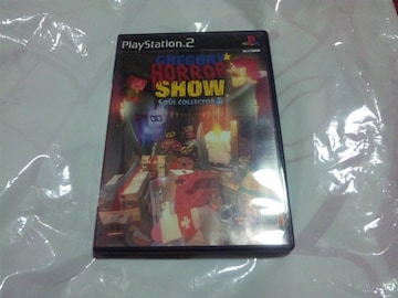 【PS2】グレゴリーホラーショー