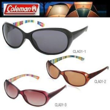 コールマン レディースサングラス CLA01-1 CLA01-2 CLA01-3