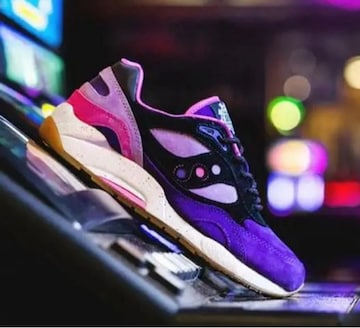 Feature x Saucony G9 Shadow 6 The Barney