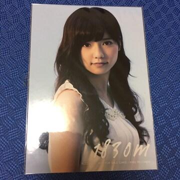 AKB48 島崎遥香 1830m 生写真