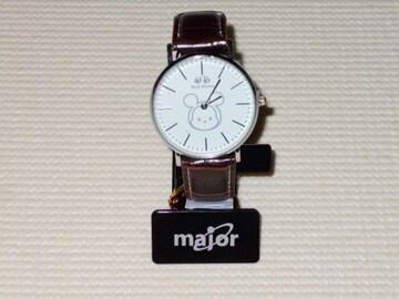 ディズニー 腕時計 ミッキー シルバー